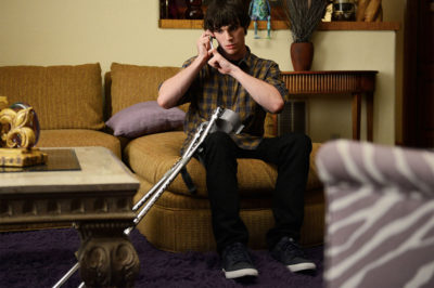 Disabled actor RJ Mitte